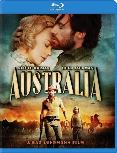 Austrálie (australia, 2008)