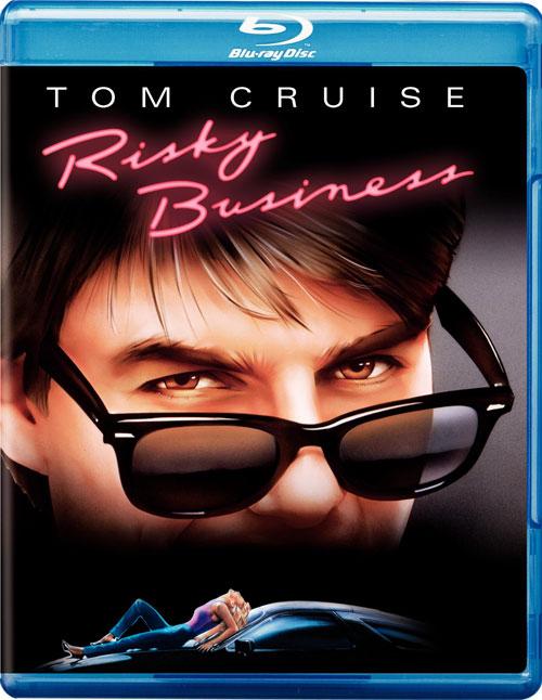 Re: Riskantní podnik / Risky Business (1983)