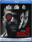 12 opic / Dvanáct opic (12 Monkeys / Twelve Monkeys, 1995) (Blu-ray)