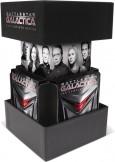 Battlestar Galactica - kompletní seriál (Battlestar Galactica: The Complete Series, 2004) (Blu-ray)
