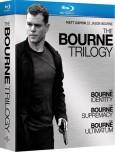 Bourneova kolekce (Bourne Trilogy, The, 2009) (Blu-ray)