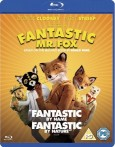 Fantastický pan Lišák (Fantastic Mr. Fox, 2009) (Blu-ray)