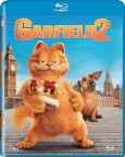 Garfield 2 (Garfield: A Tail of Two Kitties, 2006) (Blu-ray)