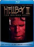 Hellboy 2: Zlatá armáda (Hellboy 2: The Golden Army, 2008) (Blu-ray)