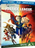 Justice League: Crisis on Two Earths (2010) (Blu-ray)