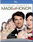 Jak ukrást nevěstu (Made of Honor / Made of Honour, 2008) (Blu-ray)