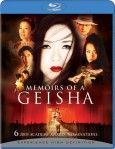 Gejša (Memoirs of a Geisha, 2005) (Blu-ray)