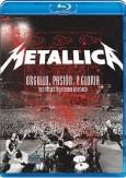Metallica: Orgullo, Pasión, Y Gloria - Tres Noches En La Ciudad De México (2009) (Blu-ray)