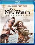 Nový svět (New World, The, 2005) (Blu-ray)