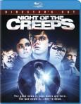 Noc husí kůže (Night of the Creeps, 1986) (Blu-ray)