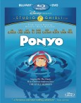 Gake no ue no Ponyo (Gake no ue no Ponyo / Ponyo on the Cliff by the Sea / Ponyo, 2008) (Blu-ray)