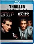 Podezření / 48 hodin v Paříži (Presumed Innocent / Frantic, 2010) (Blu-ray)
