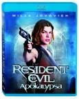 Resident Evil: Apokalypsa (Resident Evil: Apocalypse, 2004) (Blu-ray)