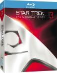 Star Trek - 3. sezóna (Star Trek: The Original Series: Season 3, 1969) (Blu-ray)