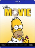 Simpsonovi ve filmu (Simpsons Movie, The, 2007) (Blu-ray)