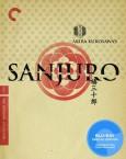 Odvážní mužové / Sanjuro / Sandžúró (Tsubaki Sanjûrô / Sanjuro, 1962) (Blu-ray)