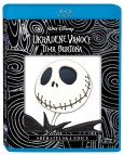 Ukradené Vánoce Tima Burtona / Ukradené Vánoce (Nightmare Before Christmas, The, 1993) (Blu-ray)