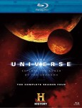 Universe, The - 4. sezóna (Universe, The: Season Four, 2009) (Blu-ray)