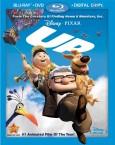 Vzhůru do oblak (Up, 2009) (Blu-ray)