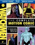 Watchmen: The Complete Motion Comic (2009) (Blu-ray)