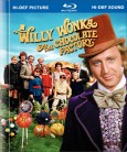 Pan Wonka a jeho čokoládovna (Willy Wonka & the Chocolate Factory, 1971) (Blu-ray)