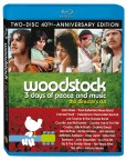 Woodstock (Woodstock: 3 Days of Peace & Music - Director's Cut, 1970) (Blu-ray)