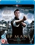 Yip Man (Yip Man / Ip Man / Grandmaster Yip Man, 2008) (Blu-ray)
