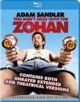 Zohan: Krycí jméno Kadeřník (You Don't Mess with the Zohan, 2008) (Blu-ray)