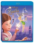 Zvonilka a velká záchranná výprava (Tinker Bell and the Great Fairy Rescue, 2010) (Blu-ray)
