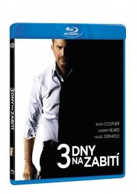 3 dny na zabití (3 Days to Kill, 2014) (Blu-ray)