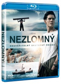 Nezlomný (Unbroken, 2014) (Blu-ray)