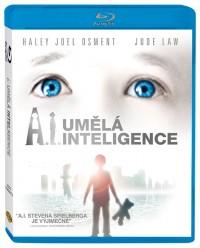 A.I. Umělá inteligence (A.I.: Artificial Intelligence, 2001) (Blu-ray)
