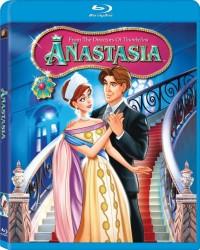 Anastázie (Anastasia, 1997) (Blu-ray)