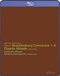 Johann Sebastian Bach: Brandenburg Concertos 1 - 6 (2008)