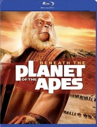 Do nitra Planety opic (Beneath the Planet of the Apes, 1970)