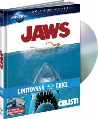 elisti (Jaws, 1975) (Blu-ray)