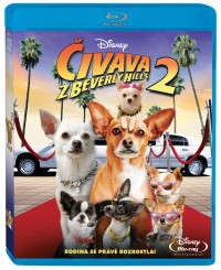 Čivava z Beverly Hills 2 (Beverly Hills Chihuahua 2, 2011) (Blu-ray)
