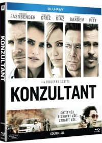 Konzultant (The Counselor, 2013) (Blu-ray)