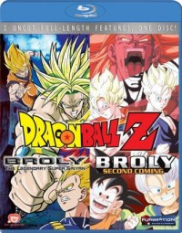 Dragon Ball Z: Broly Double Feature (2006)