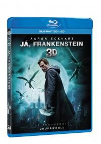 Já, Frankenstein (I, Frankenstein, 2014) (Blu-ray)