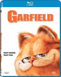 Garfield ve filmu (Garfield: The Movie, 2004) (Blu-ray)