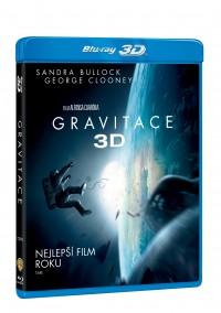 Gravitace (Gravity, 2013) (Blu-ray)
