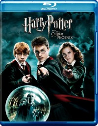 Harry Potter a Fénixův řád (Harry Potter and the Order of the Phoenix, 2007) (Blu-ray)