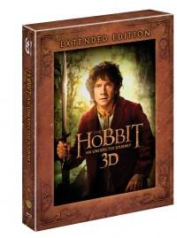 Hobit: Neočekávaná cesta - prodloužená verze (The Hobbit: An Unexpected Journey - extended cut, 2013) (Blu-ray)