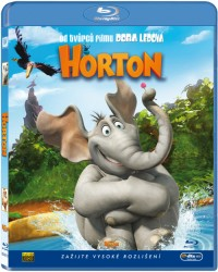 Horton (Horton Hears a Who! / Dr. Seuss' Horton Hears a Who!, 2008) (Blu-ray)