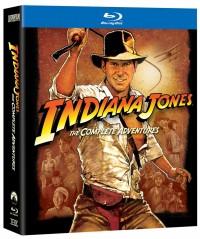 Indiana Jones - Kompletní série (Indiana Jones - The Complete Adventures, 1981) (Blu-ray)