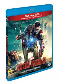 Iron Man 3 (2013) (Blu-ray)