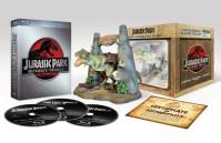 Jurský park - trilogie (Jurassic Park Trilogy, 1993) (Blu-ray)