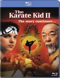 Karate Kid 2 (Karate Kid, The, Part II, 1986) (Blu-ray)