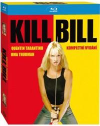 Kill Bill: Kompletní vydání (Kill Bill: Volume 1, Volume 2, 2010) (Blu-ray)
